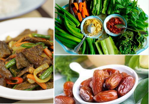 Malay Confinement Food, Its Benefits And Idea For Mothers